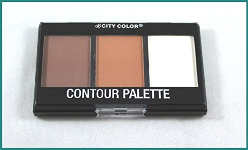 CITY COLOR COSMETICS Contour Palett…