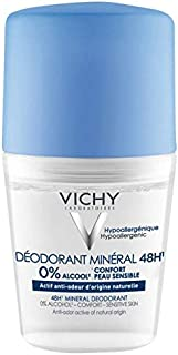 Vichy Deodorant Mineral Roll-On - 50 ml
