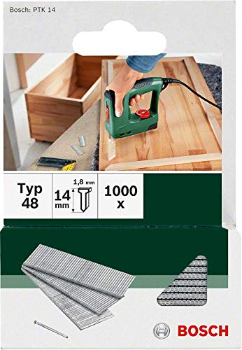 Bosch 2 609 255 813 - Clavo tipo 48 (pack de 1000