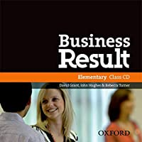Business Result: Elementary: Class Audio CD