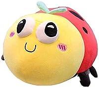 NC83 W ぬいぐるみおもちゃ50cm虫ぬいぐるみぬいぐるみ人形7点てんとう虫枕人形子供誕生日プレゼント枕