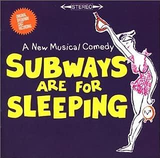 Subways Are for Sleeping 1962 Original Broadway Cast