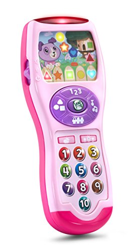LeapFrog Violet's Learning Lights Remote, Pink, Great Gift for Kids, Toddlers,...