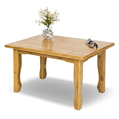 Saladplates-LXM eenvoudige moderne rechthoekige bijzettafels salontafel lage salontafel voor woonkamer