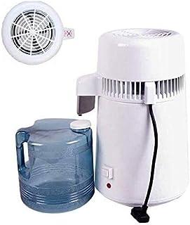 ZGOOD East Pure Water Destiler 750W 4L Acero Inoxidable Encimera Máquina de destilar Filtro interno efectivo Máquina de ag...