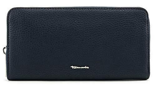 Tamaris Carolina Zip Around Wallet Blue
