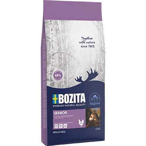 Bozita Hundefutter Naturals Senior, 1er Pack (1 x 11 kg)