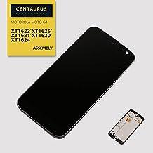 Replacement for Motorola Moto G4 XT1620 XT1621 XT1624 XT1625 XT1626 5.5 inch LCD Screen Display Touch Digitizer with Bezel...