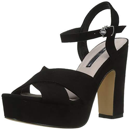 XTI 32040, Zapatos con Tira de Tobillo para Mujer