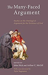 Book cover: The Many-Faced Argument by John Hick and Arthur C. McGill (eds)