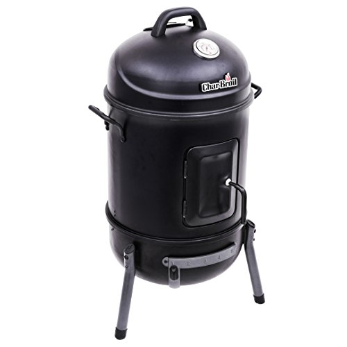 Char-Broil Bullet Charcoal Smoker, 16'