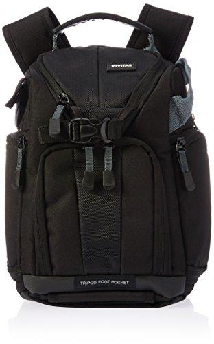 Price comparison product image Vivitar Series One Digital SLR Camera / iPad Sling Backpack - Small (Black)