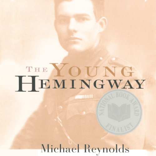 The Young Hemingway cover art