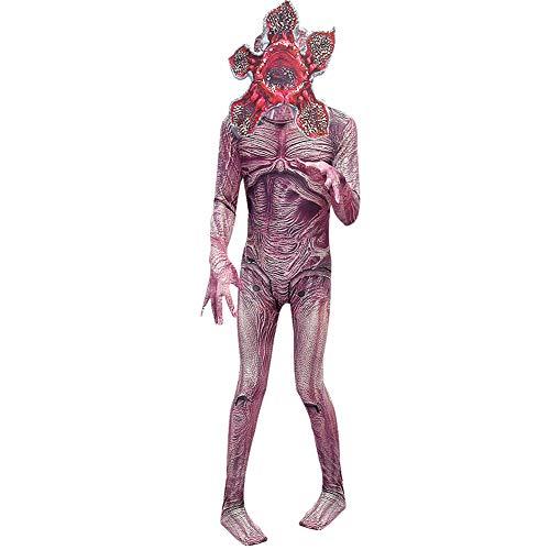 Wechoide - Máscara de caníbal para Disfraz de Terror para Halloween, 160 cm