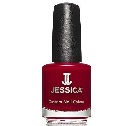 Jessica Cosmetics Nail Colour Merlot, 14.8 ml