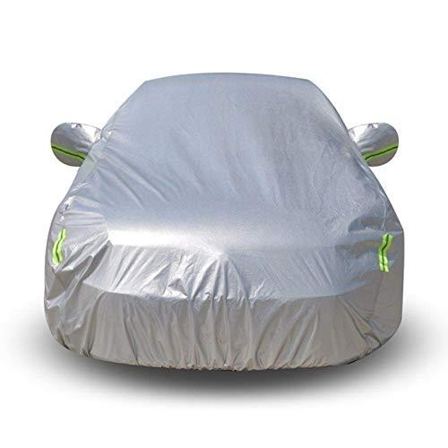 Autoabdeckung Kompatibel mit Skoda Octavia RS 2.0 TDI/Combi RS 2.0 TDI, Auto Wasserdicht Abdeckung Autoabdeckplane Autoplane Vollgarage Autogarage Atmungsaktiv
