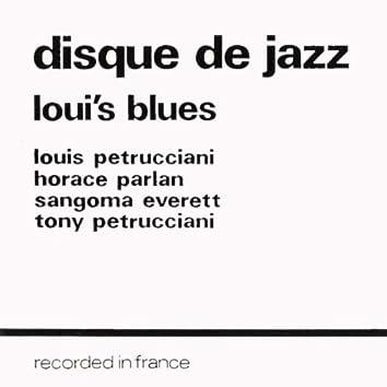 Loui's Blues (Disque de Jazz)