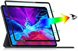 ZOEGAA Anti Blue Light Screen Protector for iPad Air 10.9'(4th 2020)/iPad Pro 11-inch(2021&2020&2018 Models),iPad Air 4 /iPad Pro 11 Matte PET Compatible With iPad Air 4th Generation Screen Protector