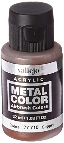 acrylicos Vallejo (32 ml koppar metallfärg