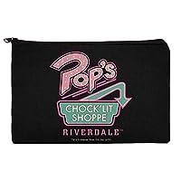 Riverdale Pops Chock'lit Shoppe 鉛筆ペンオーガナイザー ジッパーポーチケース