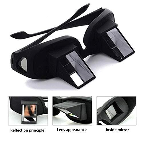 M-GLT Neben einem HD-horizontal faul Brille Refraktion faul Spiegel verwenden K9 HD optischen Prisma PC Rahmen