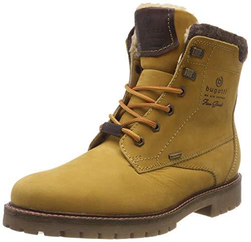 bugatti Herren 321600511500 Klassische Stiefel, Gelb, 45 EU