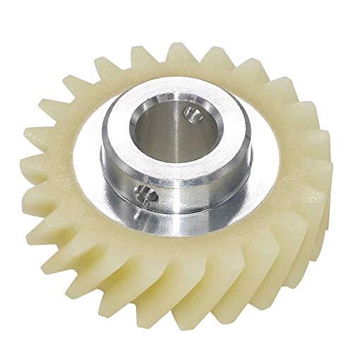 Romalon W10112253 Mischer Schneckengetriebe Ersatzteil-Exakte Passform für Whirlpool&KitchenAid Mischer, ersetzt 4161531 4162897 4169830 WPW10112253VP