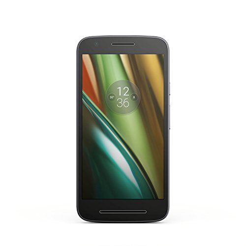 Motorola 8 GB Moto E3 UK SIM-Free Smartphone - Black