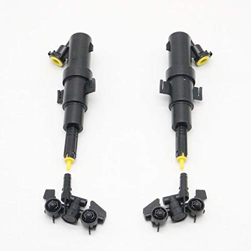 BYWWANG Actuador de Limpieza de Bomba de Boquilla de arandela de luz de lámpara de Cabeza, para BMW E46 1997 E46 120, 318320, 323, 325, 330 OEM 61678362823 61674290867