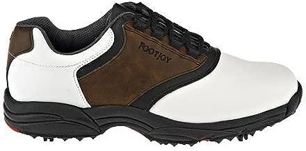 FootJoy GreenJoy Golf Shoe - Mens (Brown/Black/White) 15