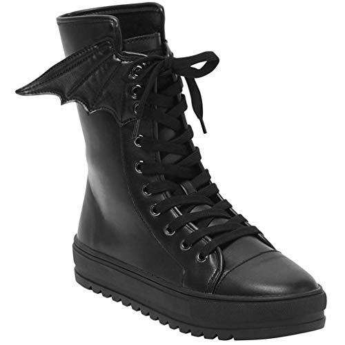 Killstar High Top Sneakers - Fang (38)