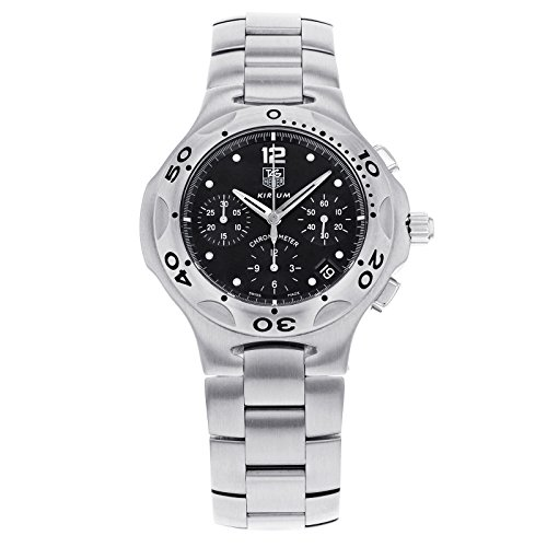 Tag Heuer Kirium Chronograph Watch CL5110.BA0700