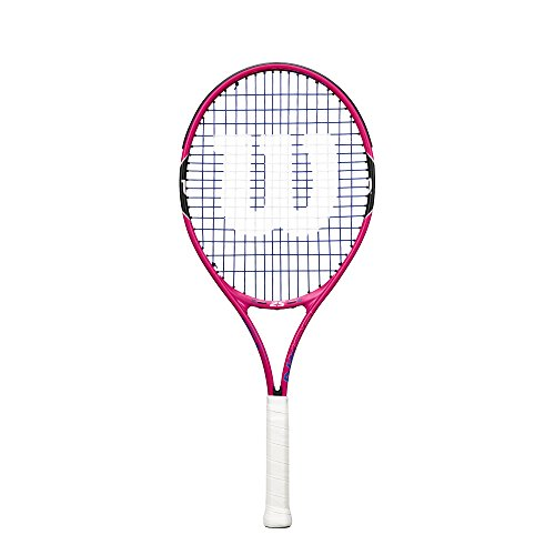 Wilson Youth Burn Recreational Tennis Racket - Pink, 21'