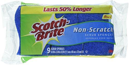 Scotch Brite 9kratzfeste Pack Scrub Schwämme
