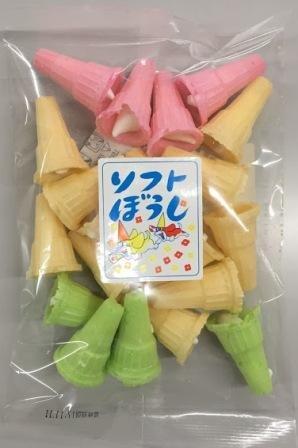 福徳製菓 ソフトぼうし 20個×18袋