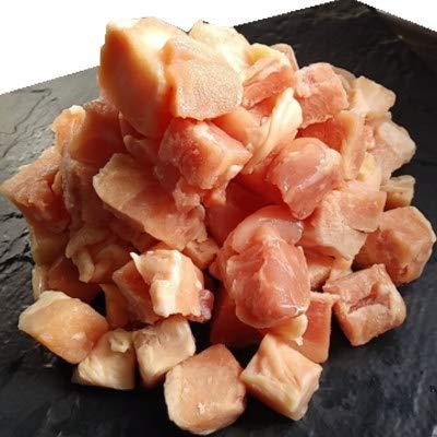 鶏モモ角切り(輸入) カレー・シチュー・鍋用(500g)ユーエイエム カット済お肉 時短