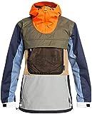 DC ASAP Anorak SE Snowboard Jacket Mens Sz L Multi Repurpose B Solid