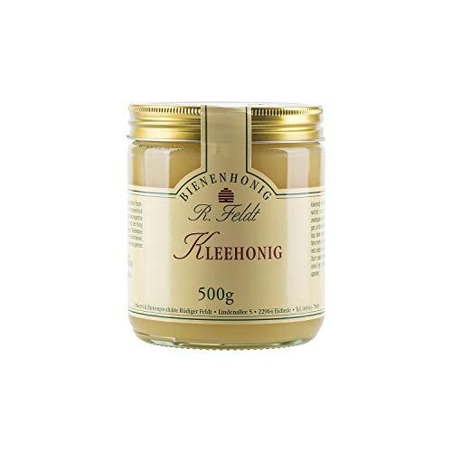 Klee Honig, weiß, mild-lieblich, zimtig, 500g