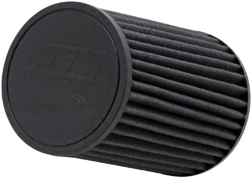 AEM Dallas Mall 21-2028BF Universal DryFlow Clamp-On Air Soldering Round Filter: Taper