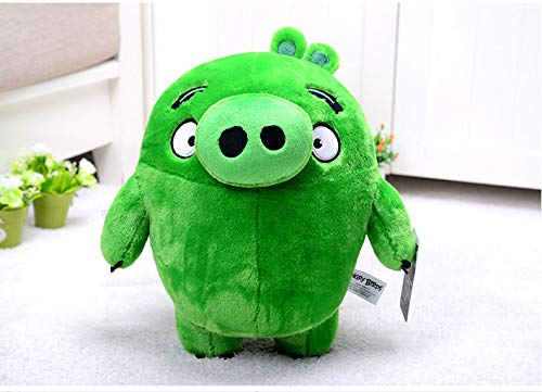 ASDFGHJ Little Bird Cartoon Doll Plush Toy Actividad Muñeca 22Cm, 17Cm Regalo para Niños 17cm Verde 2