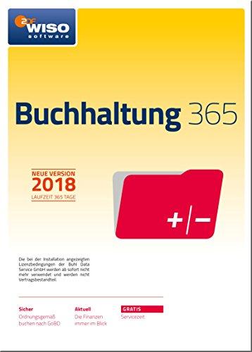 Buhl Data WISO Buchhaltung 365 (2018) Frustfreie Verpackung Software