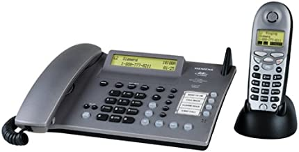 Siemens 8825 Gigaset 2.4 GHz 2-Line Expandable Cordless Speakerphone with Answering System