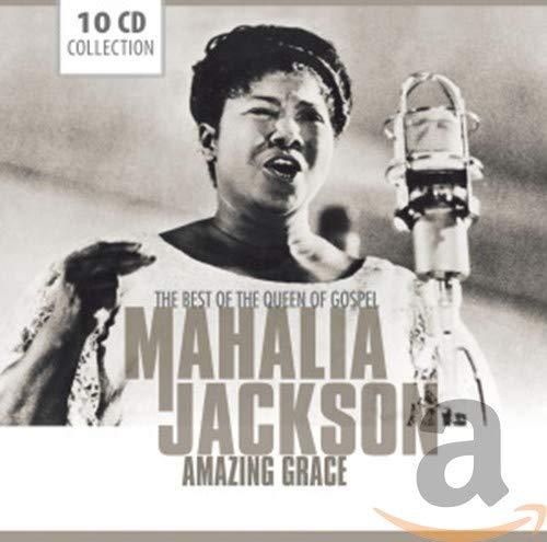 Amazing Grace Best The Queen of Gospel/Mahalia Jackson