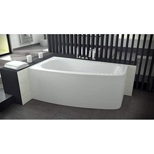 Azura Home Design - Bañera angular (150 cm, con delantal – orientación:...