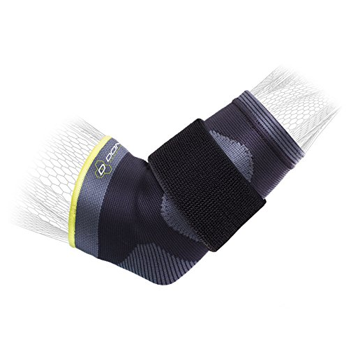 DonJoy Performance ANAFORM Deluxe Knit Elbow - Black/Slime - L