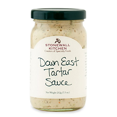 Stonewall Kitchen Down East Tartar Sauce, 7.5 Ounces