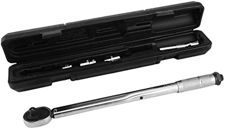 Clockeikan 1 2 2 2 Inch Drehmomentschlüss 28-210Nm 125mm  19mm Rod  17 Sleeves  1   2Um 3   8Joint Leiter B07N4FW1J8   Verbraucher zuerst  5e2ca6