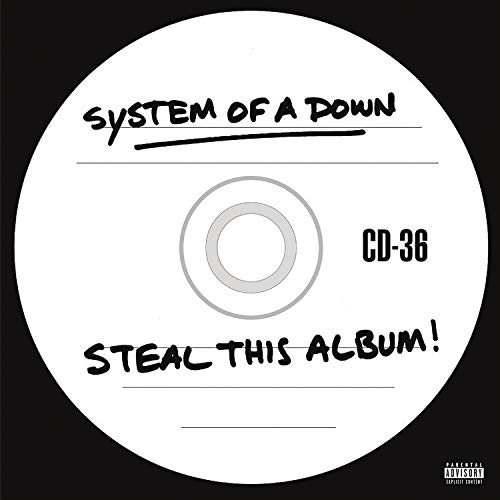 Steal This Album! [Vinyl LP]