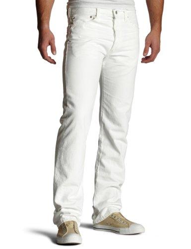 Levi's 501 Original Fit Jeans, Blanco (Optic), 38W/36L para Hombre