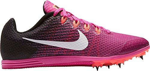 Nike 806560-601, Zapatillas de Senderismo para Mujer, Rosa (Fire Pink/White-Black-Bright Mango), 36.5 EU